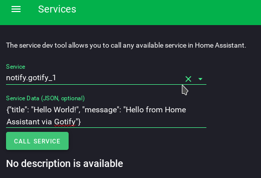 Self Hosted Push Notifications with Gotify and Home Assistant